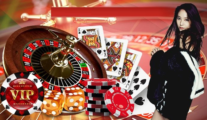 Card Playing Betting At Texas Holdem Casino Poker