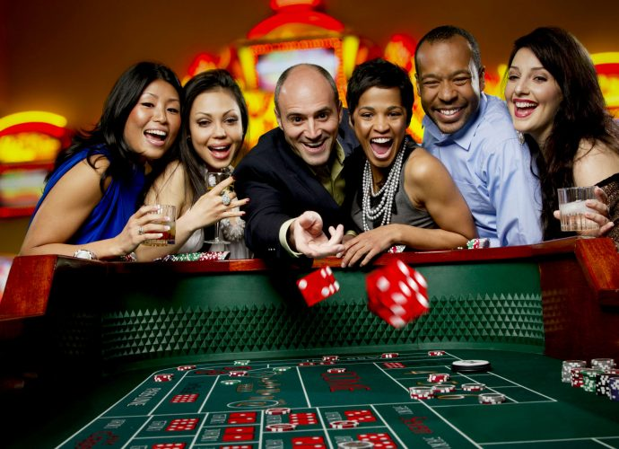 Try These 5 Issues Once you First Begin Online Gambling
